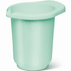 EMSA Superline Quirltopf, 1200 ml, Robust für den täglichen Einsatz, Farbe: Mint