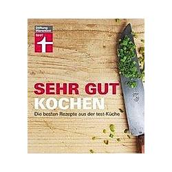 Sehr gut kochen. Vera Kaftan-Namyslowski  Dorothee Soehlke-Lennert  - Buch