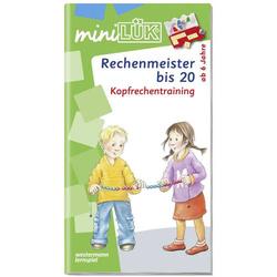 LÜK miniRechenmeister bis 20 237
