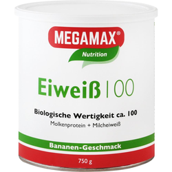 Megamax Eiweiss 100 Banane Pulver