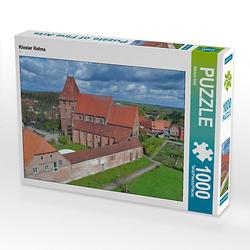 Kloster Rehna Lege-Größe 64 x 48 cm Foto-Puzzle Bild von Markus Rein Puzzle
