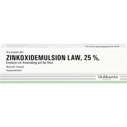 ZINKOXID Emulsion LAW 50 g