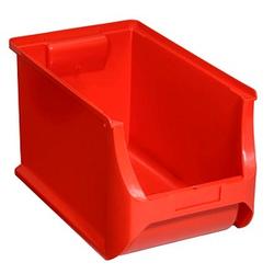 8 Allit ProfiPlus Box 4H Aufbewahrungsboxen 9,8 l rot 20,5 x 35,5 x 20,0 cm
