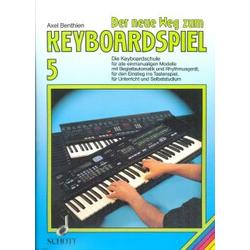 Der neue Weg zum Keyboardspiel Band 5