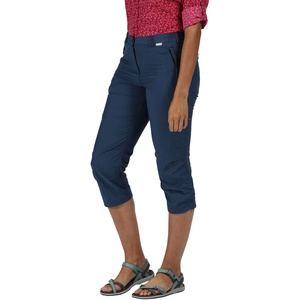 Regatta Chaska II Capris Damen Dark Denim Größe UK 12 | DE 38 2021 Hose kurz