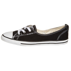 Converse Chuck Taylor All Star Ballet Lace Ox black/ white, 40.5