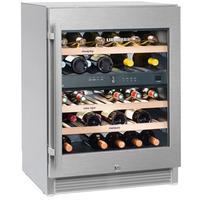 Liebherr WTes 1672-22 Stand-Weinkühlschrank edelstahl
