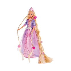 SIMBA Anziehpuppe Steffi LOVE Rapunzel