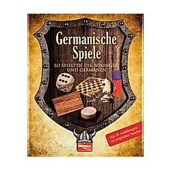 Germanische Spiele. Gisela Muhr  - Buch