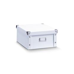 HTI-Living Aufbewahrungsbox Aufbewahrungsbox mit Deckel (1 Stück), Aufbewahrungsbox 31 cm x 14 cm x 26 cm