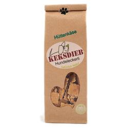 (3,19 EUR/100g) Keksdieb Hüttenkäse Parmesan Ecken 100 g