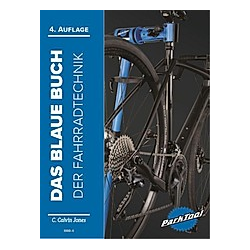 Das Blaue Buch der Fahrradtechnik. C. Calvin Jones  - Buch