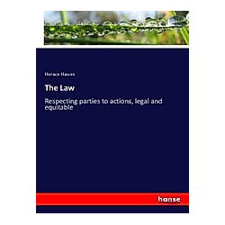 The Law. Horace Hawes  - Buch