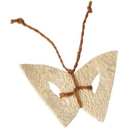 Katzenspielzeug Loofah Schmetterling 7 cm