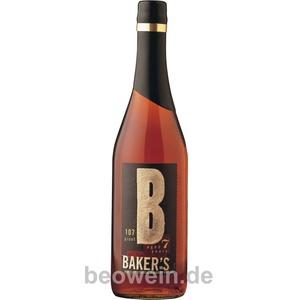 Baker's Bourbon 7 Jahre 0,7 l