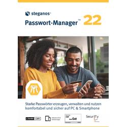 Steganos Passwort-Manager 22 - 1 Jahr / 5 Geräte