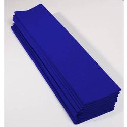 Krepp-Papier 200x50cm 30g/qm VE=10 Bogen dunkelblau