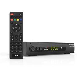 Sky Vision sky vision DVB C Kabel Receiver 210 C-HD - HD Kabel-Receiver