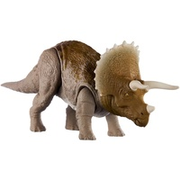 Mattel Jurassic World Brüll-Attacke Triceratops