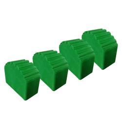 Lockhard Gummifüße 4er-Set