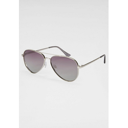 HIS Eyewear Sonnenbrille Pilot-Form