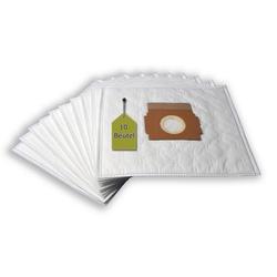eVendix Staubsaugerbeutel 10 Staubsaugerbeutel Staubbeutel passend für Staubsauger Moulinex AAP 8.03, passend für Moulinex