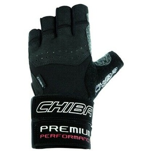Chiba 42126 Premium Wristguard (Black) S