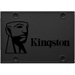Kingston Kingston SSD A400 Solid-State-Drive (2.5 Zoll, SATA 3) SSD-Festplatte (480GB) 480GB