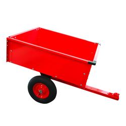 Transportanhänger Anhänger kippbar Rasentraktor Aufsitzmäher Quad Kippanhänger