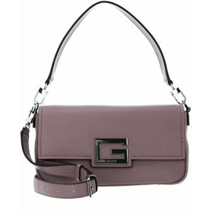 GUESS Brightside Shoulder Bag Handtasche Umhängetasche Tasche Mauve Rosa