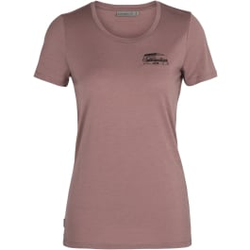 Icebreaker - W Tech Lite SS Low C - T-Shirts - Größe: XS