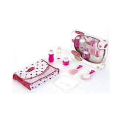 Klein Puppen Accessoires-Set klein Princess Coralie Puppenzubehör Wickeltasche