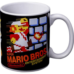 Tasse Super Mario (NES Cover)
