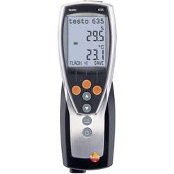 Testo 635-1 Luftfeuchtemessgerät (Hygrometer) 0% rF 100% rF Taupunkt-/Schimmelwarnanzeige
