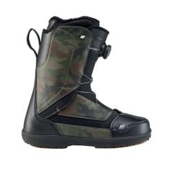 K2 Snowboard - Lewiston Camo 2020 - Herren Snowboard Boots - Größe: 10,5 US
