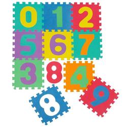 Baby Puzzlematte Kinder Spielmatte EVA Krabbelmatte Babymatte Bodenmatte Zahlen
