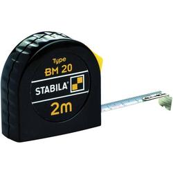Stabila BM20 BM20 Maßband 5m Stahl