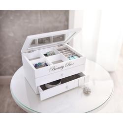 HomeLiving Aufbewahrungsbox Beauty-Box
