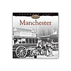 Manchester black & white - schwarz-weiß 2021