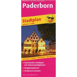 Paderborn 1 : 14 000