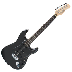 Rocktile Pro ST60-BK E-Gitarre All Black