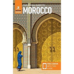 The Rough Guide to Morocco. Rough Guides  - Buch