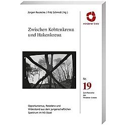 Zwischen Kohtenkreuz und Hakenkreuz. Mindener Kreis  - Buch