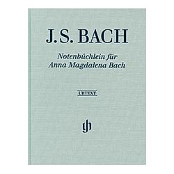Notenbüchlein für Anna Magdalena Bach 1725  Klavier zu zwei Händen. Johann Sebastian - Notenbüchlein für Anna Magdalena Bach Bach  - Buch