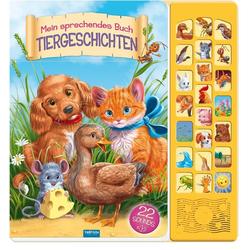 Trötsch Mein sprechendes Buch Tiergeschichten als Buch von