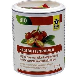 HAGEBUTTEN PULVER Bio 150 g