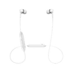 SENNHEISER CX 350BT, In-ear Kopfhörer Bluetooth Weiß