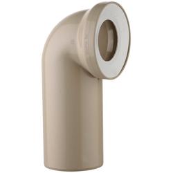 CORNAT WC-Ablaufbogen, 90°, 90°