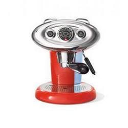 Francis&amp,Francis X7.1 iperEspresso Freistehend Manuell Espressomaschine 1l Rot