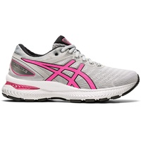 ASICS Gel-Nimbus 22 W piedmont grey/hot pink 39,5